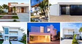 Projetos: Planta Baixa, Arquitetônico, Planilha E Cronograma