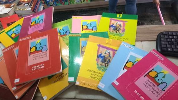 Pcn Parâmetros Curriculares Nacionais 12 Volumes