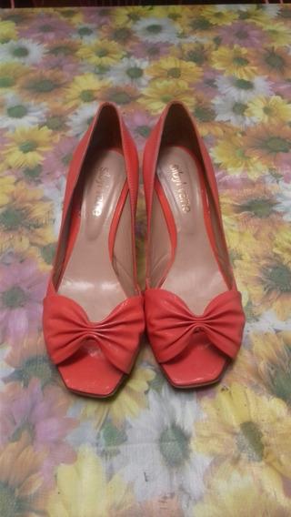 Zapatos Zapatillas Tacón Mujer Charol Retro Pin Up Vintage