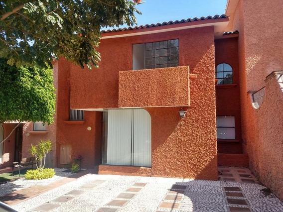 Renta Casa La Alahambra Queretaro Centro Sur