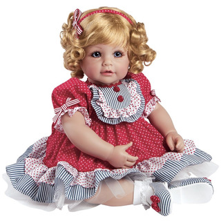 Muñeca Bebe De 20 Pulgadasadora
