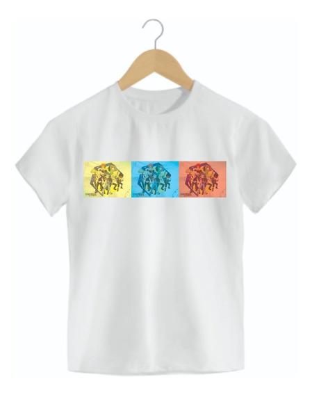 Camiseta Infantil Beyblade Mod12