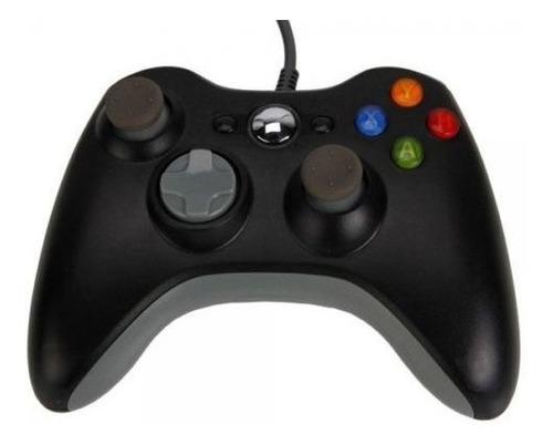 Ostent Controlador Con Cable Gamepad Compatible Para Microso