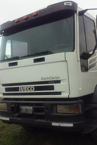 Iveco 170e22 - Año 2011- Chasis Con Carrocería