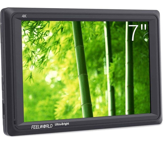 Feelworld 7 4k Ultra-bright Monitor With Loop-through Hdmi