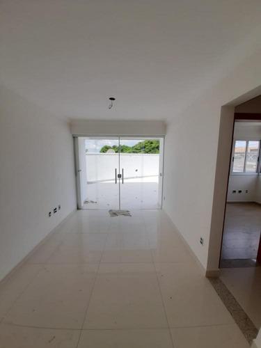 Imagem 1 de 12 de Apartamento Com Área Privativa À Venda, 3 Quartos, 1 Suíte, 2 Vagas, Santa Amélia - Belo Horizonte/mg - 2314