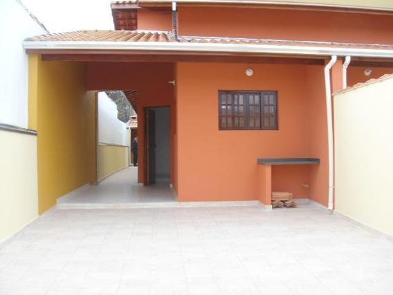 Casa Para Venda Em Itanhaém, Savoy, 2 Dormitórios, 1 Suíte, 2 Banheiros, 2 Vagas - Ae 0051