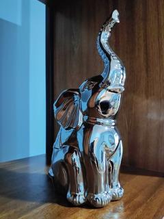 Decoración Elefante Resina Casa Hogar