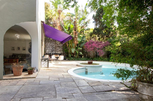 Imagem 1 de 30 de Casa À Venda, 679 M² Por R$ 3.500.000,00 - Jardim Everest - São Paulo/sp - Ca0900