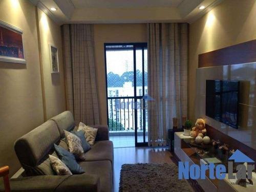 Imagem 1 de 23 de Apartamento Residencial À Venda, Vila Brasilândia, São Paulo - . - Ap1800