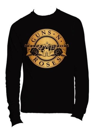 Playeras Guns And Roses Guns N Roses - 15 Diseños Disp