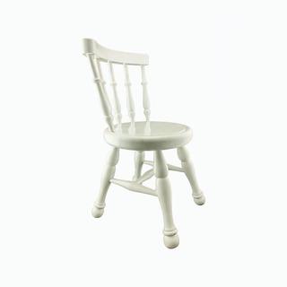 Silla Infantil Madera -blanco
