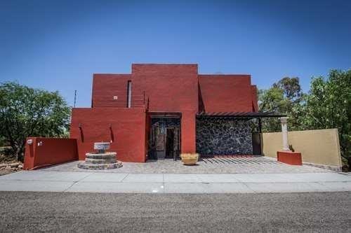 Casa Hoyo 9 Hermosa Casa De 3 Recámaras Y 3 Baños 1/2, En Club De Golf Zirandaro, San Miguel De Allende.