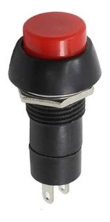 Boton Interruptor Plastico Rojo Negro Amariilo Luces
