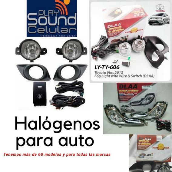 Halogenos Para Carro Todos Los Modelos Todas Las Marcas