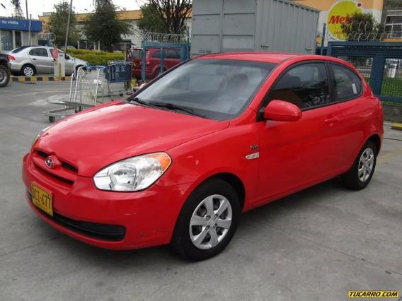 Hyundai Accent Gt Full Equipo