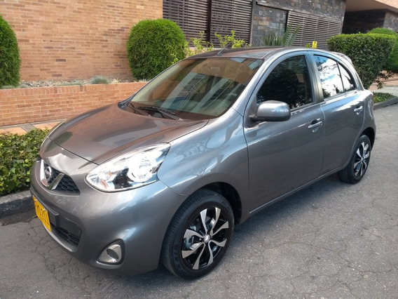 Nissan March Connect 1,6automatic