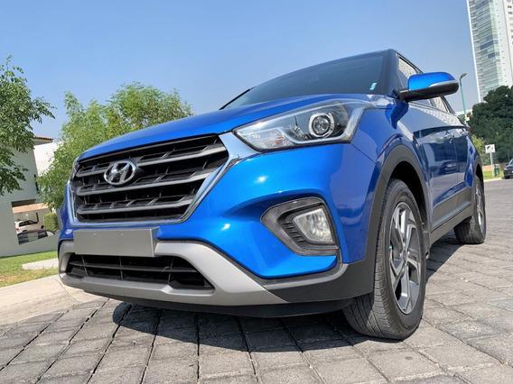 Hyundai Creta Gls Premium Automática 2019