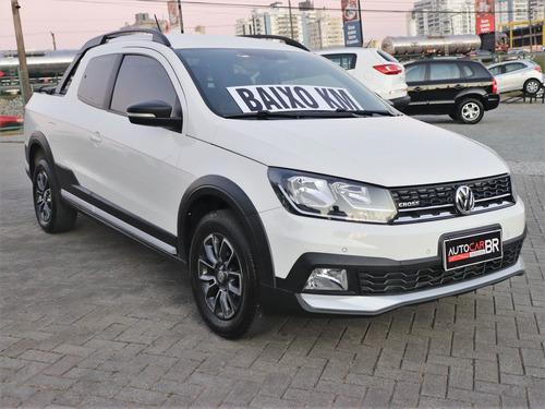 Imagem 1 de 15 de Volkswagen Saveiro Cross Cab Dupla 1.6 Top 2019/2020