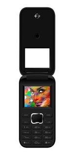 Celular Básico Cartera Senwa Fusion S319 Telcel Negro
