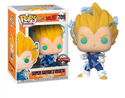Funko Pop Dragon Ball Z Super Saiyan 2 Vegetta (709)