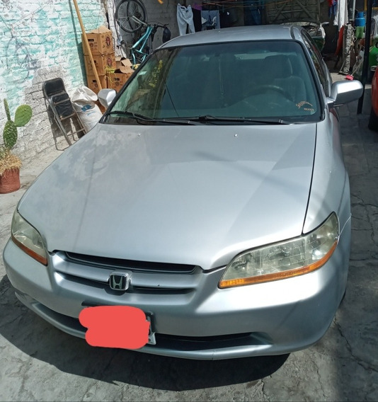 Honda Accord 3.0 Ex Sedan V6 Abs Mt 1999