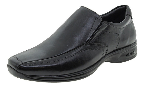Sapato Masculino Social 3d Preto Jota Pe - 71455