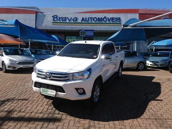Toyota Hilux Srv At 4x4 2.8 16v, Pbb2889