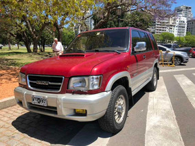 Isuzu Trooper 3.1 I Ls Wagon 1999