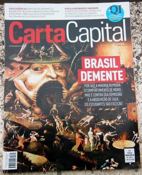 Carta Capital 1063 Paulo Henrique Amorim João Gilberto 2019