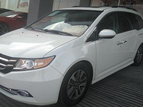 Remate De Autos Seminuevos Honda Odyssey 3.5 Touring Mt
