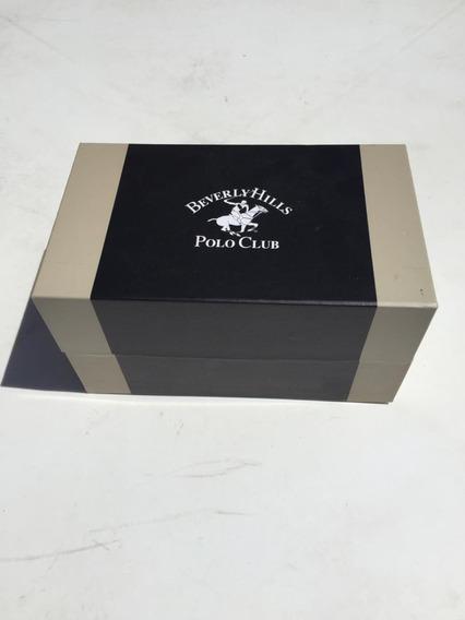 Kit Relógio Polo Club Beverly Hills