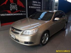 Chevrolet Epica Sedan