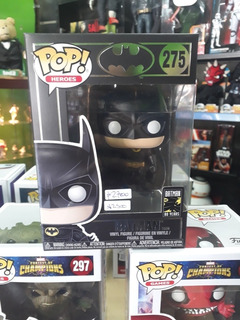 Batman 80 Aniversario Funko Pop Orig 275 Collectoys