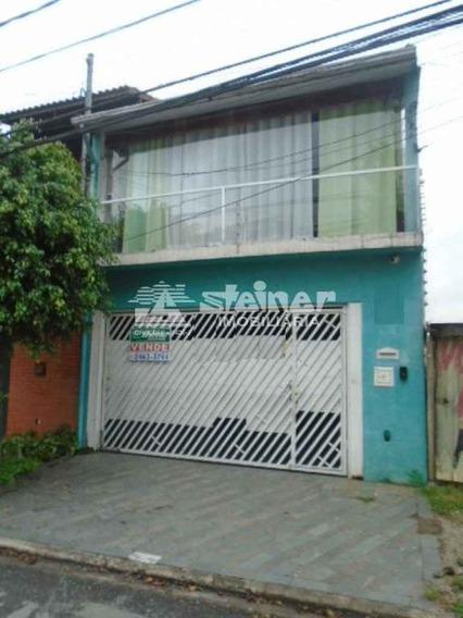 Venda Sobrado 3 Dormitórios Parque Flamengo Guarulhos R$ 620.000,00 - 35380v