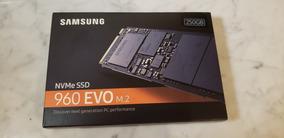 Ssd M.2 Samsung 960 Evo Nvme 250gb - Novo Lacrado