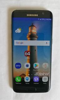 Galaxy S7 Edge, Sm-g935f, Negro, Estetica 9.5, Liberado