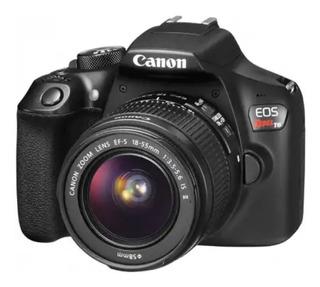 Camara Canon Eos Rebel T6 Kit 18-55 + Memoria 16 Gb De Rega