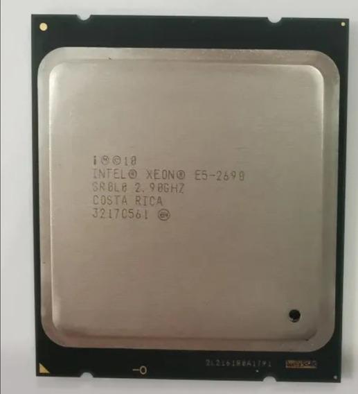Intel Xeon E5-2690 8/16 2.9ghz Lga2011 (ñ 2620 2640 2650)
