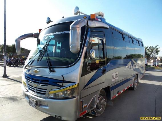 Autobuses Microbuses Buseta Chevrolet Npr