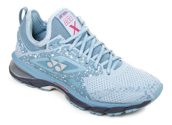Zapatillas Yonex Saferun 800x Running Training Mujer