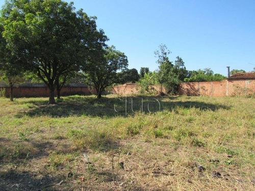 Imagem 1 de 5 de Terreno À Venda, 250 M² Por R$ 95.000,00 - Grande Parque Residencial - Piracicaba/sp - Te1970