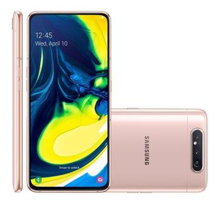 Smartphone Samsung Galaxy A80, 128gb,8gb Ram,48mp Dual Chip