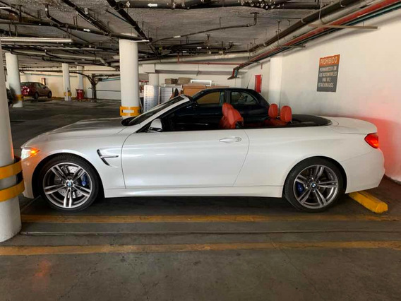 Bmw Serie M 3.0 M4 Convertible At