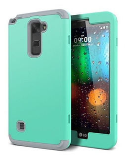 Funda Lg Stylus 2 Funda Welovecase Heavy Duty Drop Protecti