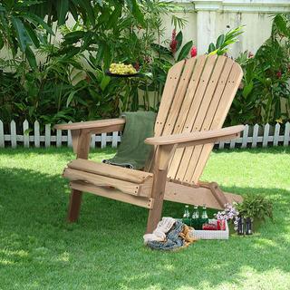Muebles De Jardín Al Aire Libre Plegable Abeto Madera