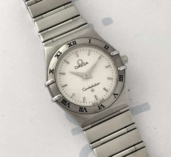 Reloj Omega Constellation Dama