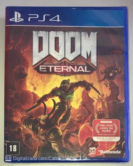Doom Eternal (mídia Física) Ps4 (100% Em Português)