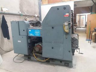 Maquina Imprenta Aurelia Cuarto Mayor, Excelente Calce,monoc
