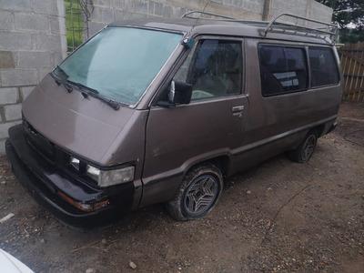 Toyota Model F .. Año 1985..repuestos Villa..solo Por Partes